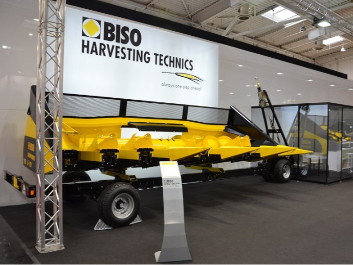 Agritechnica 2017: BISO products