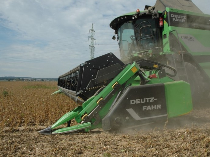 BISO TrendLine Light with Deutz-Fahr