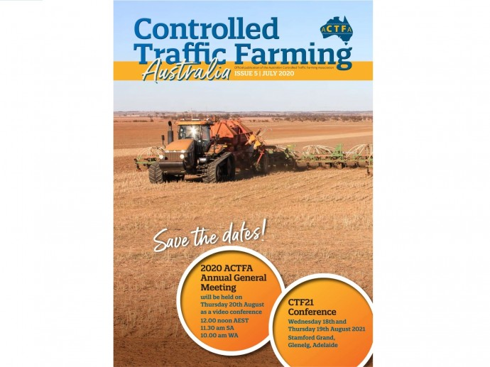 AUSTRALIA – Controlled Traffic Farming