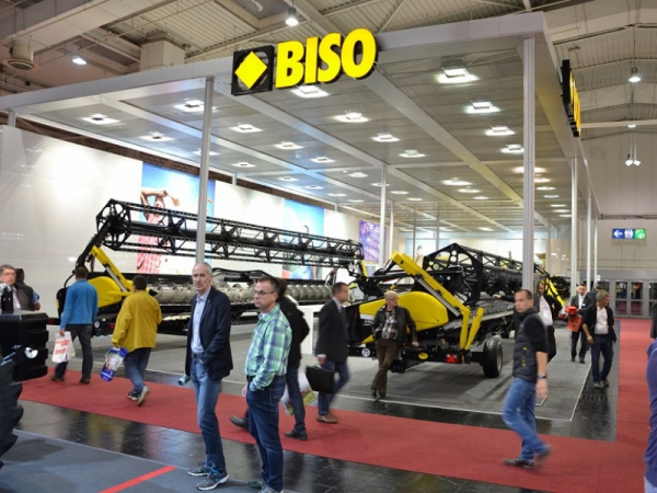 Agritechnica 2015 - BISO products